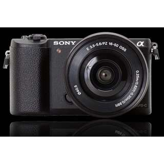 (RESERVED) SONY A5100 DSLR Interchangeable Lens Camera