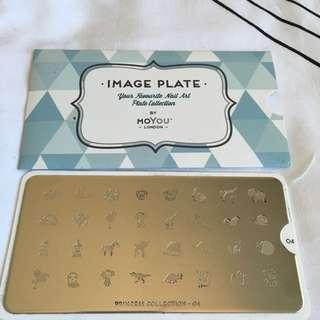 Moyou Nail Stamp Plates