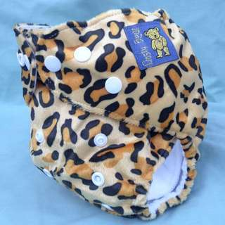 Modern Cloth Nappy Newborn 3kg to Toddler 15kg