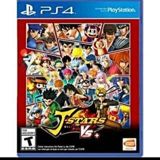 收 收 收 PS4 J群星 勝力對決