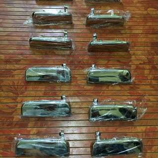 door handle chrome kancil mira L2 L5