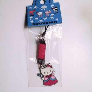 Hello Kitty Princess Cellphone strap 💕