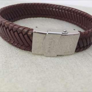 Mens Brown Bracelet
