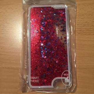 Red Galiter Case For iPhone 6 Puls
