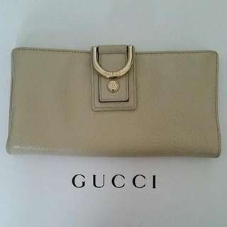 Authentic Women Gucci Bifold Wallet