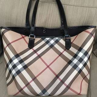Burberry Tote Authentic Bag