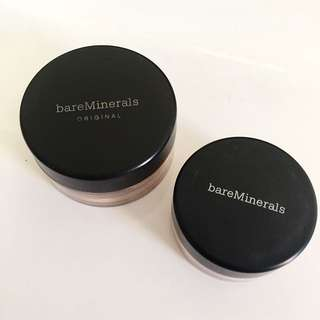 Bare Minerals Original Foundation & Concealer