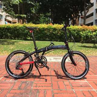 *Special Deal* Dahon MU EX (Fully Upgraded) + Freebies