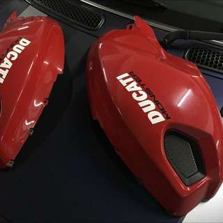 Ducati Monster Tank Cover
