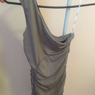 Gray Kookai Dress