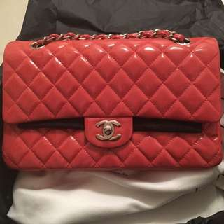 Hold)Chanel 2.55 Classic Double Flap