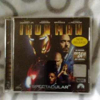 Iron Man Original Vcd