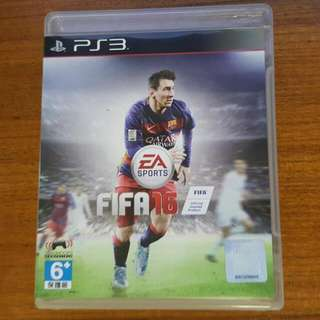 PS3 Slim/Controller/FIFA16