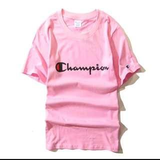 全新champion基本款T恤