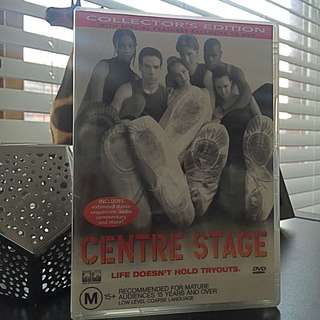 ON HOLD - Centre Stage DVD