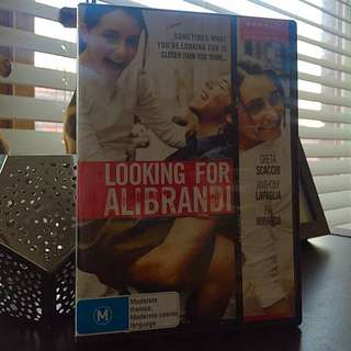 ON HOLD - Looking For Alibrandi DVD