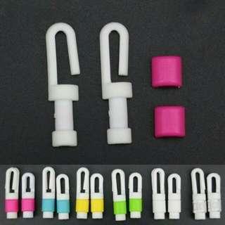 IPhone充電線保護套+收納