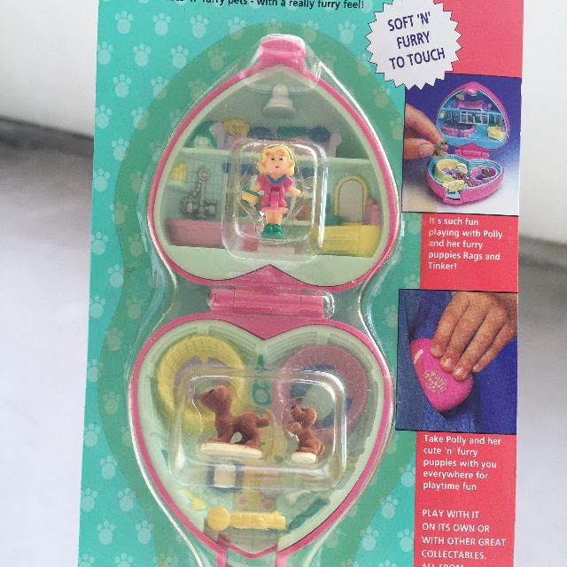 1993 Polly Pocket Polly And Her Puppies Toys Games On Carousell