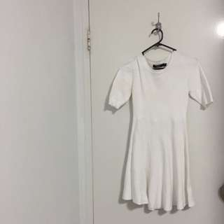 🚀Paperheart White Dress Size 8-10