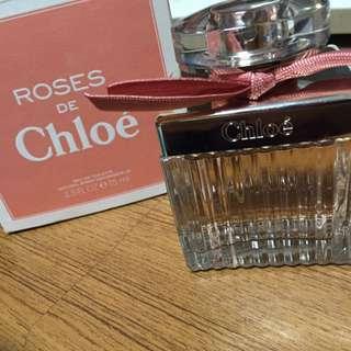 Chloe 玫瑰香水75ml