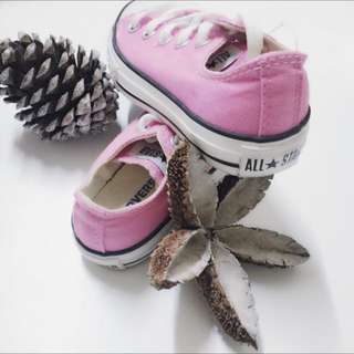 Pink Youth CONVERSE