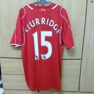Liverpool FC Home Kit 14-15