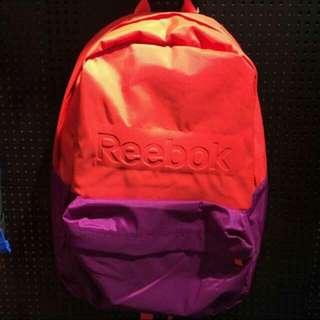 全新 Reebok浮水印後背包