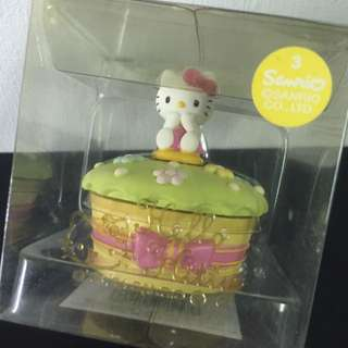 2004 日本限定 SANRIO Hello Kitty 飾品盒