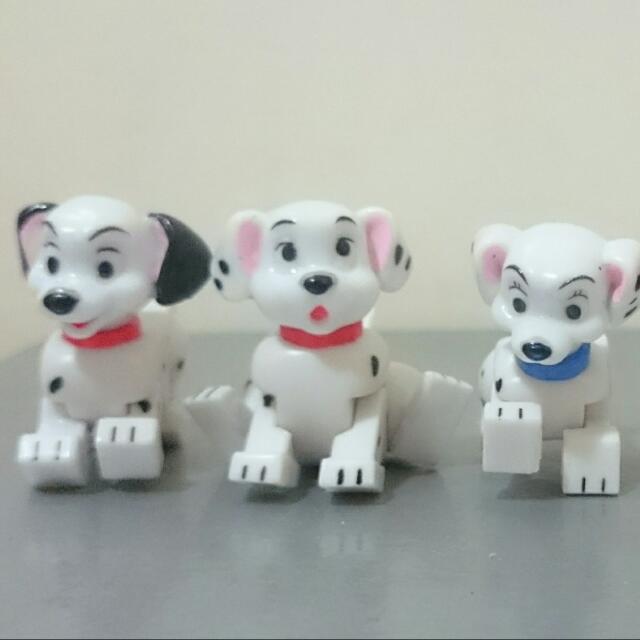 絕版 迪士尼101忠狗扭蛋🐶