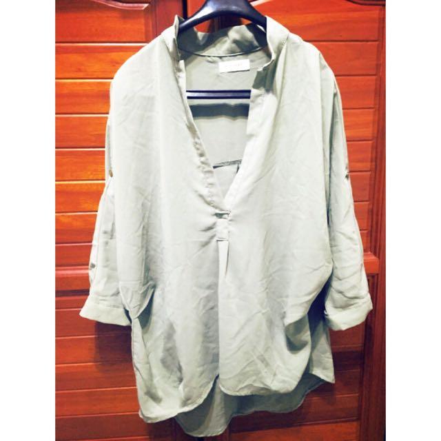 夏日文青襯衫