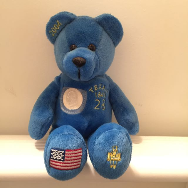 紀念版小熊