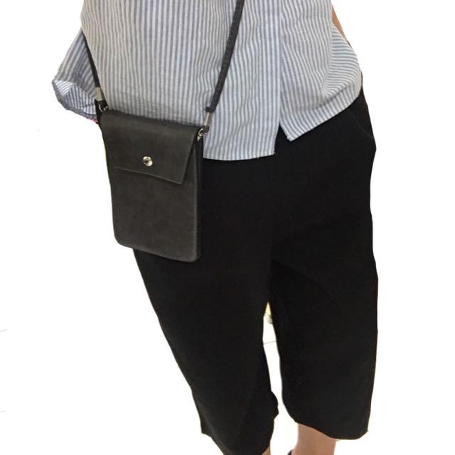 [現貨] 手機包掛包 雙層 零錢包 手機包 斜背 掛包 頸包 手機袋 證件袋 零錢包 包包 iphone6 / iPhone