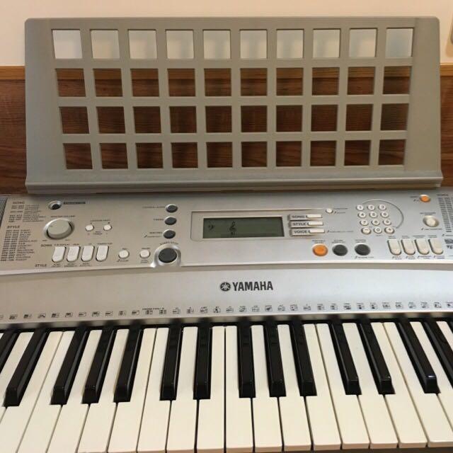 電子琴 Yamaha 鋼琴