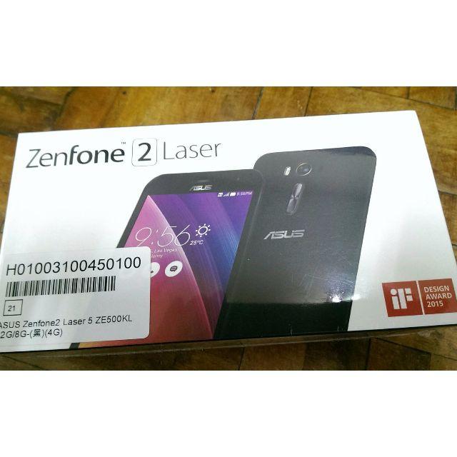 全新~華碩ˇ Zenfone 2 laser 5 ZE500KL