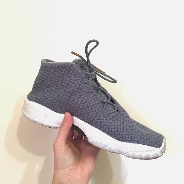 (待匯款)Air Jordan Future  灰