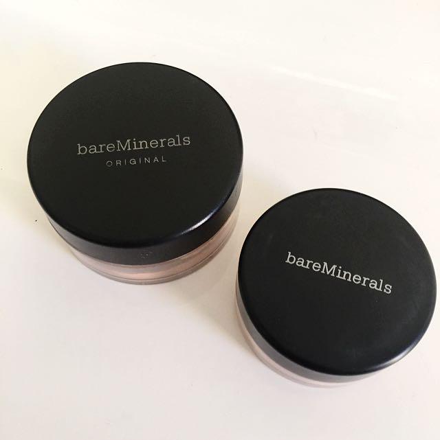 Bare Minerals Original Foundation & Concealer