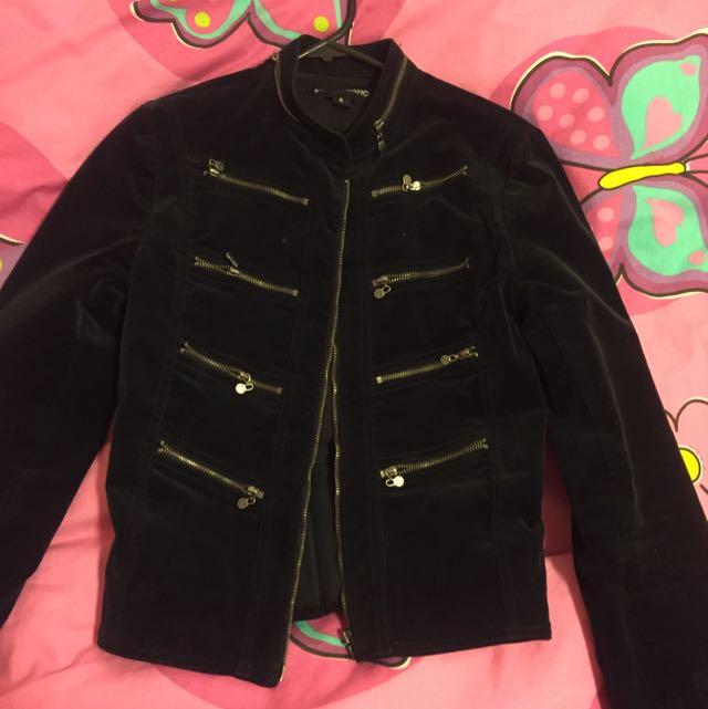Black Jacket Size 8