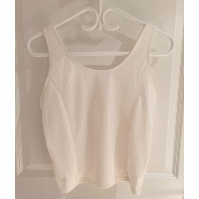Bows Back Top