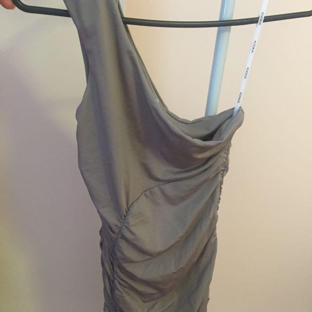 Gray Kookai Dress
