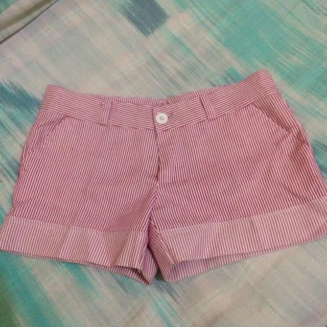 Hot Pants Stripe