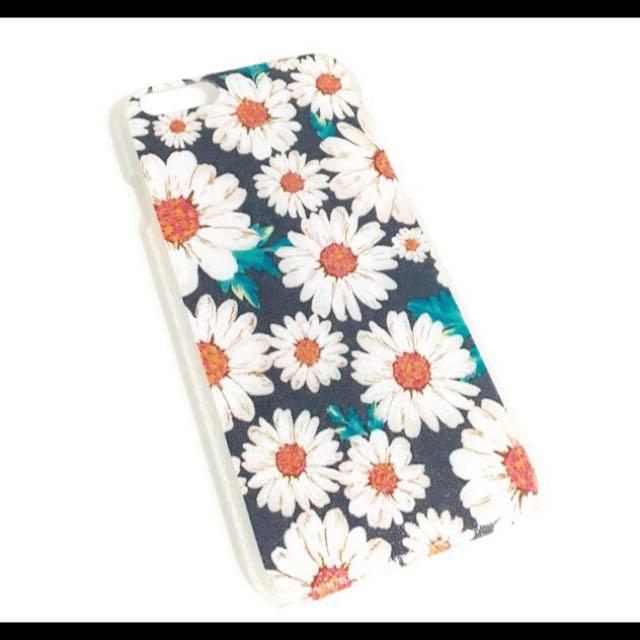 IPhone 6/6s 4.7洋甘菊可愛手機殼💜