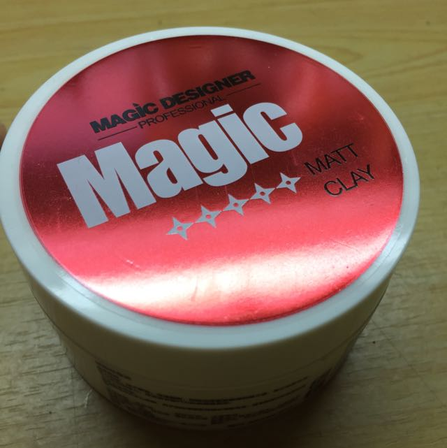 MAGIC DESIGNER超酷炫發泥