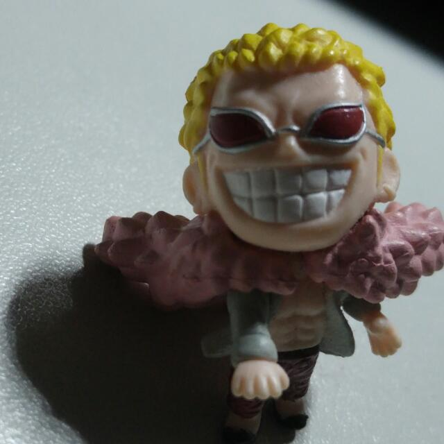 One Piece Donquixote Doflamingo Collectible