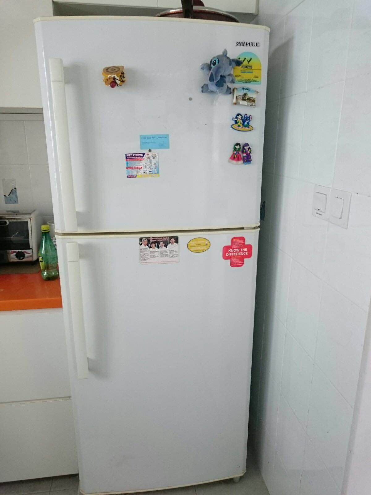 Samsung Fridge 330L in Good Condition