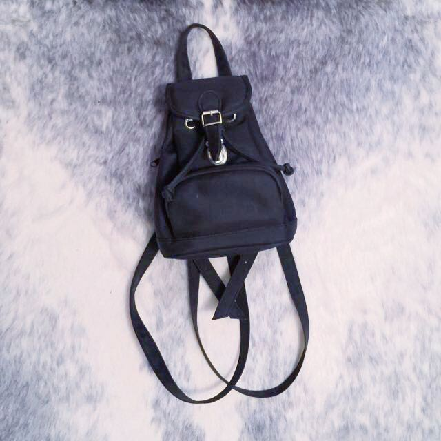 Small Vintage Backpack