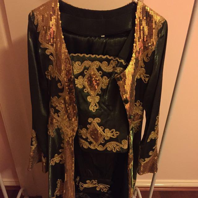 Traditional Henna Dress