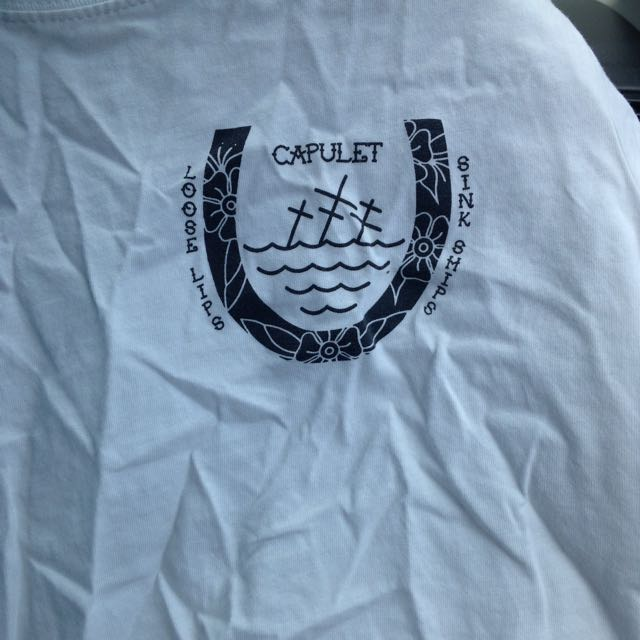 White Capulet T shirt