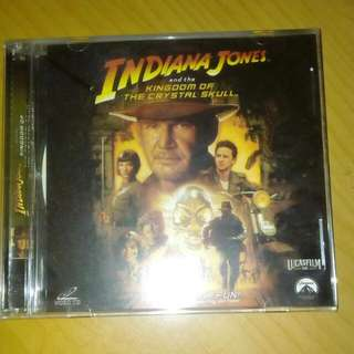 Indiana Jones Vcd (original)