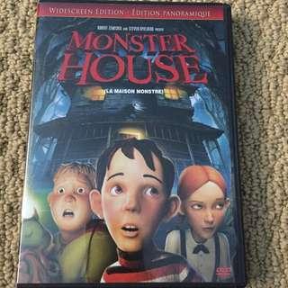 Kids Movie- Monster House