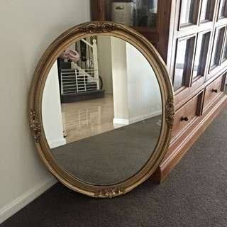 Large Wall Mirror, Very Pretty